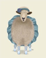 Ballet Sheep 3 Fine-Art Print
