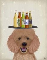 Apricot Beer Lover Fine-Art Print