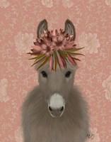 Donkey Bohemian 1 Fine-Art Print