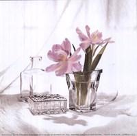 Vanity Floral II Fine-Art Print