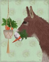 Donkey Lunch Fine-Art Print