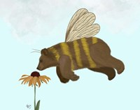 Bear Bee Fine-Art Print