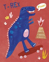 Totally T-Rex Fine-Art Print