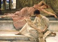 The Favourite Poet, 1888 Fine-Art Print