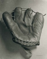 Baseball Glove Fine-Art Print
