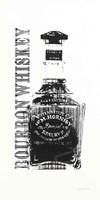 Bourbon BW Crop Fine-Art Print