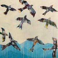 Ravens Rising Fine-Art Print