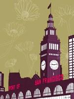 Ferry Building - San Francisco Fine-Art Print