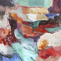Mountain Lake Fine-Art Print