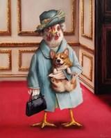Her Majesty Fine-Art Print