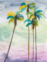Four Palms No. 2 Fine-Art Print
