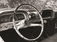Chevy Steering Wheel Fine-Art Print