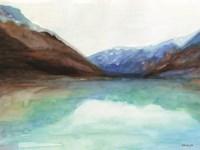 Mountain Lake 6 Fine-Art Print