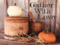 Gather with Love Fine-Art Print