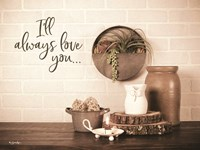 I'll Always Love You Fine-Art Print