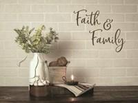 Faith & Family Fine-Art Print