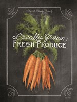 Fresh Carrots Fine-Art Print