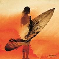 Surfer's Morning Fine-Art Print