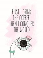 Coffee First Fine-Art Print