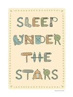 Sleep Under the Stars Fine-Art Print