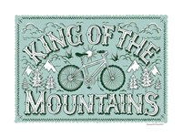 King of the Mountains Fine-Art Print