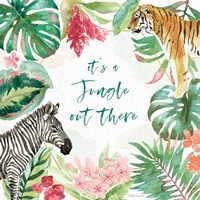 From the Jungle II Fine-Art Print