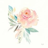 Watercolor Blossom III Fine-Art Print