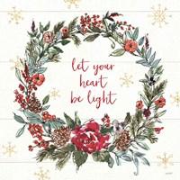 Lighthearted Holiday IV Fine-Art Print