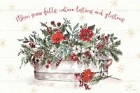Lighthearted Holiday I Fine-Art Print