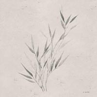 Soft Summer Sketches III Sq Fine-Art Print