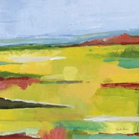 Landscape Abstract Fine-Art Print