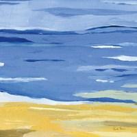 Coastal Abstract Fine-Art Print