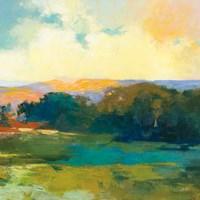 Daybreak Valley III Fine-Art Print