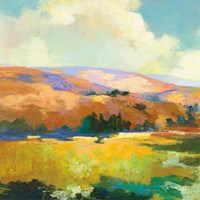 Daybreak Valley II Fine-Art Print