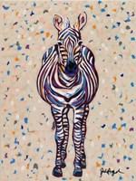 Fruit Stripe Zebra Fine-Art Print