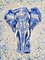 Peanut Elephant Fine-Art Print