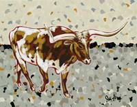 Longhorn Steer Fine-Art Print
