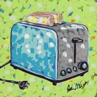 Kitchen Sketch Toaster Fine-Art Print
