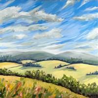 Wildeflower Meadow Fine-Art Print