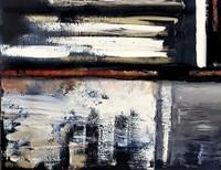 Modern Abstract IV landscape Fine-Art Print