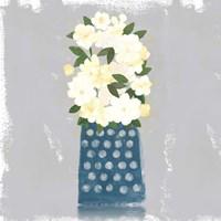 Contemporary Flower Jar I Fine-Art Print