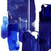 Indigo Abstract I Fine-Art Print
