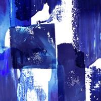 Indigo Abstract II Fine-Art Print