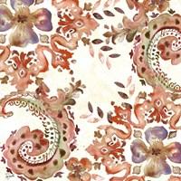 Artisan Medallion Pattern I Fine-Art Print
