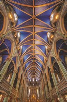 Notre-Dame Cathedral Basilica Fine-Art Print