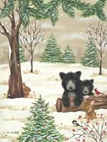 Bears & Bunnies Fine-Art Print