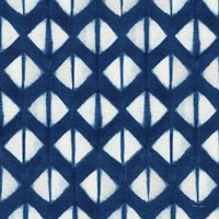 Shibori Square X Fine-Art Print