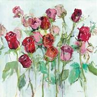 Wild Roses Bright Fine-Art Print