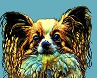 Pop Dog VI Fine-Art Print