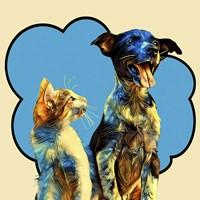 Pop Dog IX Fine-Art Print